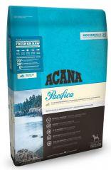 Acana (Акана) Pacifica, лосось + камбала + сельдь - сухой корм холистик для взрослых собак и шенков всех пород и возрастов