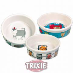 Миска керамическая для кошки Trixie TX-4008