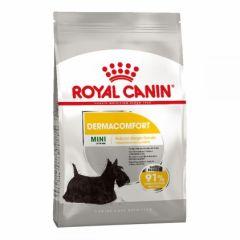 Royal Canin (Роял Канин) Mini Dermacomfort сухой корм для взрослых собак мини пород