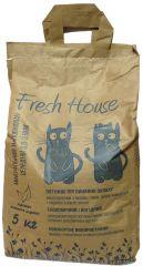 Минеральный наполнитель Fresh House синий средний 0,9-3,8мм
