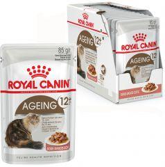 Royal Canin Ageing +12 - консервированный корм для кошек старше 12 лет