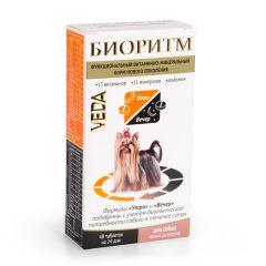 БИОРИТМ витамины для собак мелких пород, до 10 кг