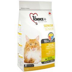 1st Choice Mature Cat - сухой корм для пожилых или малоактивных кошек