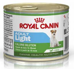 Консерва Роял Канин (Royal Canin) Adult Light  корм консерва для взрослых собак мини пород