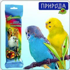 Фиеста колосок для попугаев