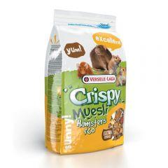 Versele-Laga (Версале Лага) Crispy Muesli Hamster ХОМЯК корм с витамином Е для хомяков