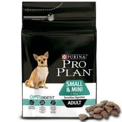 Purina Pro Plan (Пурина Про План) Adult Small and Mini Digestive Comfort сухой корм с ягненком для взрослых собак мини и мелких пород с чуствительным пищевареньем