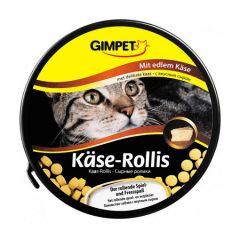 Gimpet Kase-Rollis Джимпет Витаминизированные сырные ролики для кошек, уп 400 шт