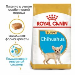 Royal Canin (Роял Канин) Chihuahua Junior сухой корм для щенков чихуахуа
