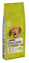 Dog Chow (Дог Чау) Adult Lamb сухой премиум корм с ягненком для взрослых собак