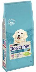 Dog Chow (Дог Чау) Puppy сухой премиум корм с ягненком для щенков всех пород