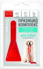 Празицид-комплекс для собак и щенков от 20 до 30 кг