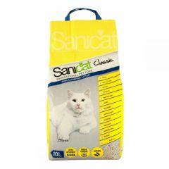 Sanicat Classic - впитывающий наполнитель Саникет для туалета