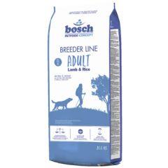 Bosch Breeder Adult Line Lamb & Rice Бош бридер сухой корм с ягненком для взрослых собак 20кг