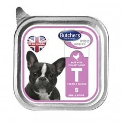 Butchers PRO series Poultry (консервы для собак) паштет из домашней птицы и говядины, 150 гр
