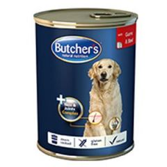 Butchers PLUS Game and Beef Консерва для собак дичь и говядина, 1200 гр