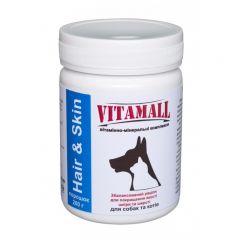VitamAll Hair & Skin - витаминно-минеральный комплекс для кошек и собак (рацион)