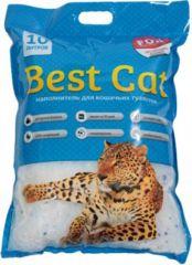 Best Cat Blue (Бест Кет) наполнитель силикагелевый для кошачьего туалета с ароматом мяты