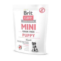 Brit Care Grain-free Mini Puppy Lamb с сухой корм брит с ягненком для щенков малых пород