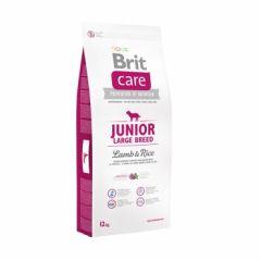 Brit (Брит) Care Junior Large Breed Lamb сухой корм с ягненком и рисом для щенков и молодых собак крупных пород