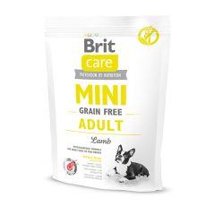 Brit (Брит) Care Grain-free Mini Adult Lamb сухой беззерновой корм с ягненком для взрослых собак миниатюрных пород