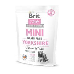 Brit (Брит) Care Grain-free Mini Yorkshire сухой корм с лососем и тунцом для йоркширских терьеров