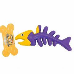 Игрушка для собак рыбка PetWorx (ПетВоркс) PRT-0008 (20,3 см)