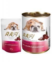 Dolina Notice RafiDog консерва паштет с говядиной для собак
