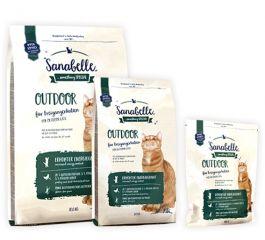 Корм Бош Санабелль Эдалт Оутдор (Bosch Sanabelle Outdoor) сухой корм супер премиум класса для взрослых активных кошек