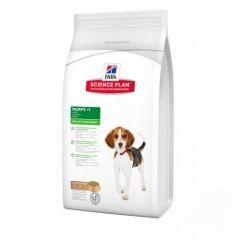Hills Puppy Healthy Development Lamb & Rice сухой супер премиум корм с ягненком для щенков средних пород, беременных и кормящих сук.