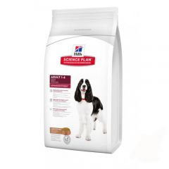 Hills (Хиллс) Science Plan Canine Adult Advanced Fitness Medum lamb & Rice сухой супер премиум корм с ЯГНЕНКОМ для взрослых собак средних пород