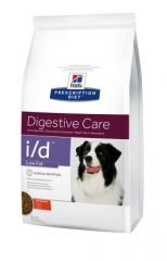 Hills Prescription Diet Canine i/d Low Fat Лечебный сухой корм для собак Желудочно-кишечные заболевания, некоторые виды панкреатита
