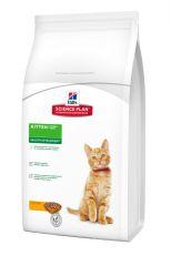 Hills Science Plan Kitten Healthy Development Chicken Сухой корм с курицей для котят всех пород