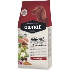 Ownat Classic Complete (Dog) сухой корм с курицей для взрослых собак всех пород