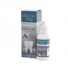 Зубастик ГЕЛЬ стоматологический для собак 30 мл CRYSTAL LINE