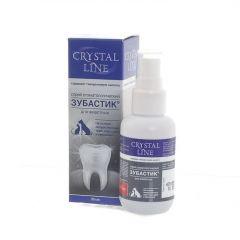 Зубастик СПРЕЙ стоматологический для животных 30 мл CRYSTAL LINE