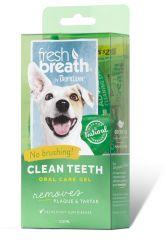 Гель для чистки зубов у собак Tropiclean Clean Teeth Gel,  118 мл.