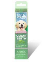 Гель для чистки зубов для щенков Tropiclean Clean Teeth Gel, 59 мл