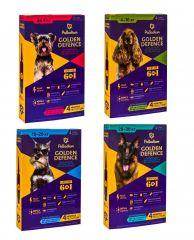 Palladium (Golden Defence) Капли на холку для собак