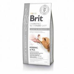 Brit (Брит) VetDiets Dog Mobility сухой корм для собак для суставов