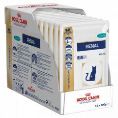 Royal Canin Renal Tuna Feline Консервы для кошек при почечной недостаточности с тунцом