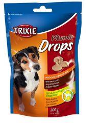 Дропсы для собак со вкусом бекона, Trixie TX-3163