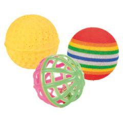 Набор из 3-х мячей  Trixie TX-4132