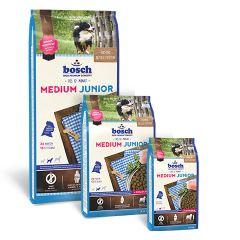 Bosch Junior Medium High Premium Сухой корм Бош Юниор Медиум для щенков средних пород