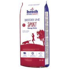 Бош Бридер Спорт сухой корм для взрослых собак всех пород с высоким уровнем активности
