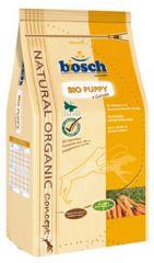 Bosch bio Puppy Natural Organic Concept Сухой корм Бош БИО для щенков всех пород (с морковью)