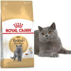 Royal Canin British Shorthair 34 сухой корм роял канин для взрослых кошек британской породы