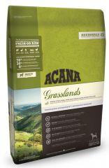 Acana (Акана) Grasslands, ягненок + яйцо - сухой корм холистик для взрослых собак и шенков всех пород и возрастов