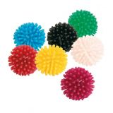Мячик резиновый с шипами Трикси 4125
