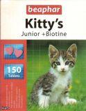 Beaphar Kittys junior - витамины для котят